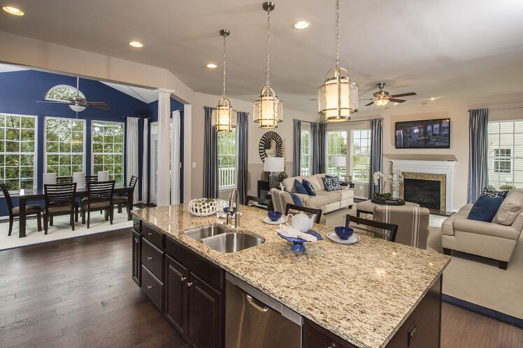 The Best Ryan Homes Models For Empty Nesters